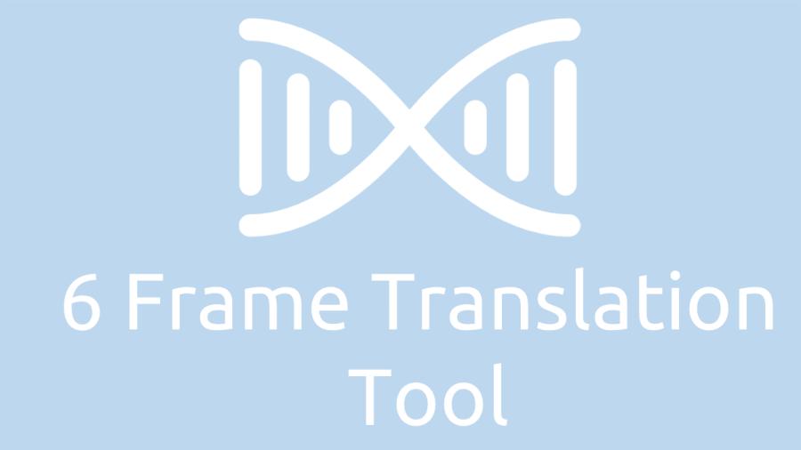 Free Online 6 Frame Translation Tool