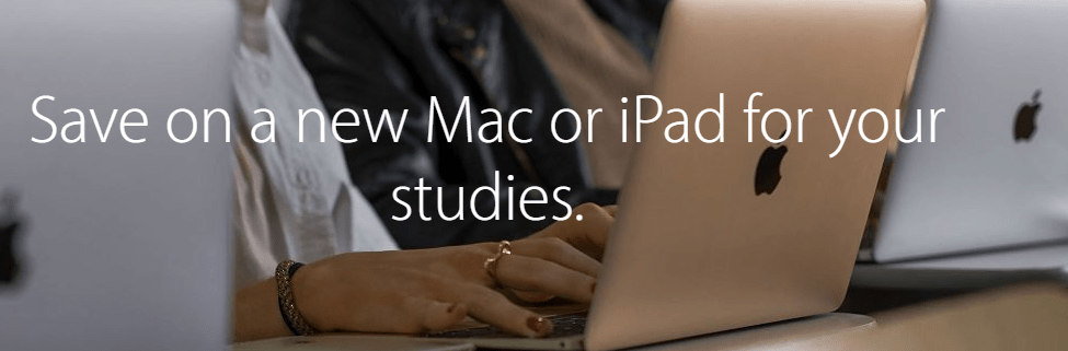 Apple Education - Special Discounts for Students