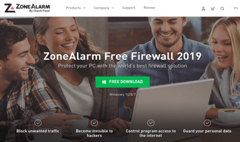 7 Best Windows Firewall for Windows 10/8/7 PC (Free) 2019