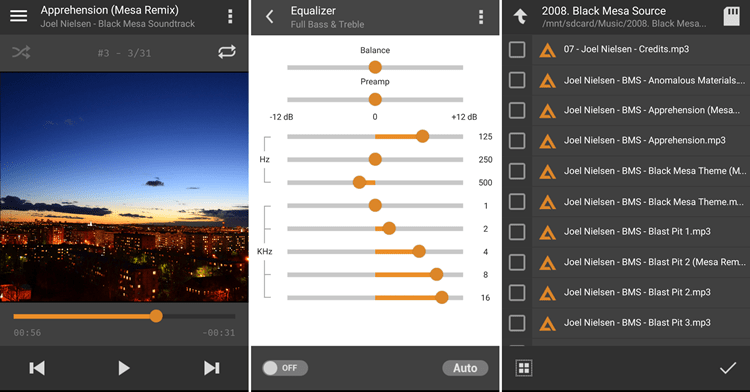 AIMP Music Player for Android