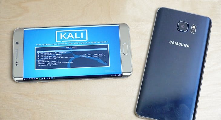 How to Install Kali Linux in Any Android Smartphone 2020