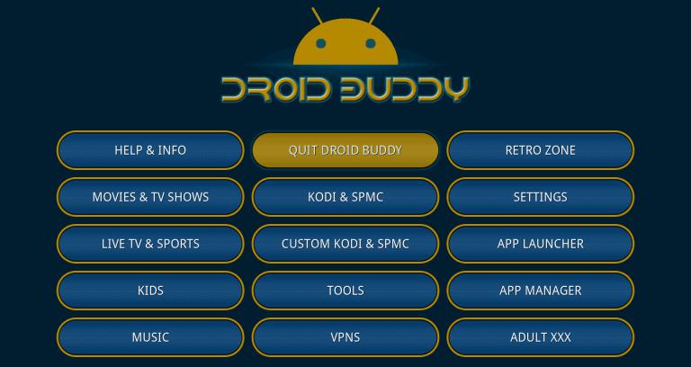 Droid Buddy APK