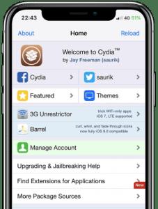 Cydia: Download iMessage for Windows PC