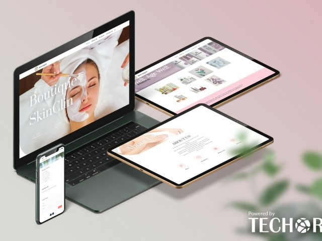Boutique Skin Clinic — WordPress