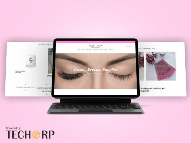 Platinum Lash Supplies — Shopify