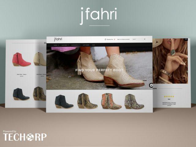 Jfahri Boot Store — Shopify