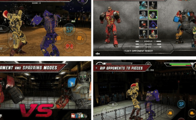 Real Steel Movie Android Game Download Images 1423