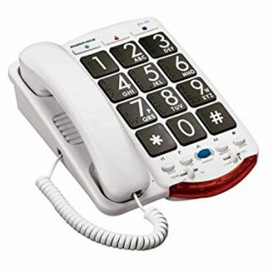 Clarity JV35 Amplified Talking Phone