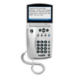 Captel 840+ for severe hearing loss