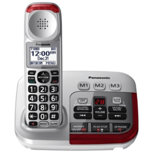 Panasonic KX-TGM450S Cordless Amplified Phone