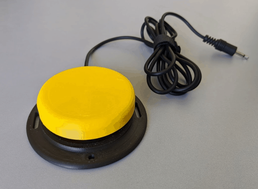 yellow button switch