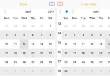 Dual Calendar (Paid)