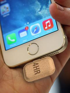 Mini Power的應急膠囊電池