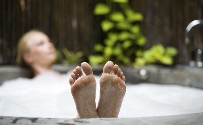 ▍治療法:醋水泡腳