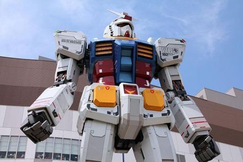 東京 巨型鋼彈