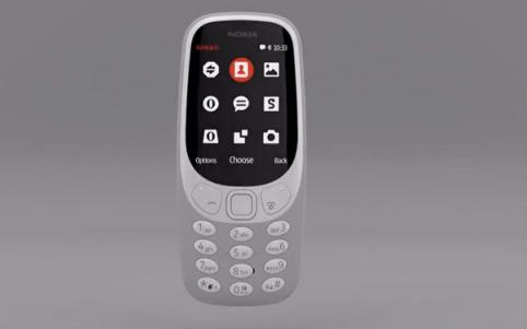 Nokia 3310(圖/Nokia)