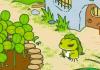 你的蛙兒子老是不回家?因為你按錯按鈕了,蛙兒子回不來啦!