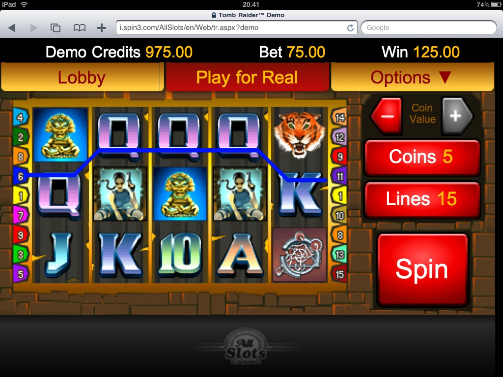 Casino Slots App For Ipad
