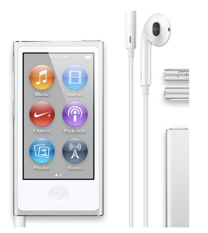 next generation ipod touch and ipod nano released techpatio. Black Bedroom Furniture Sets. Home Design Ideas