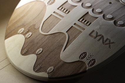 lynx-engraving