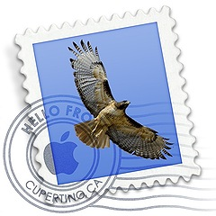 Apple Mac Mail, icon