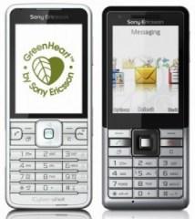 Sony Ericsson GreenHeart - Naite (left) C901 (right)