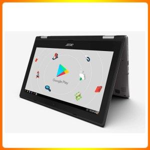 Newest Acer 2-in-1 Ultra Slim Chromebook, Multi-touch Screen