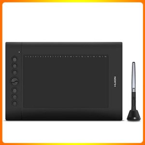 Huion-H610-Pro-V2-Graphic-Drawing-Tablet