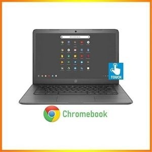 HP 14-inch Chromebook HD Touchscreen Laptop PC