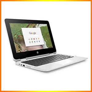 HP X360 Chromebook 11.6-inch 2-in-1 Touchscreen HD Laptop