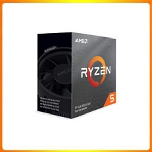 AMD Ryzen 5 3600 6-Core, 12-Thread Unlocked Processor
