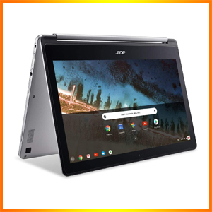 Acer 13.3inch 64GB SSD Touchscreen 2-in-1 Chromebook