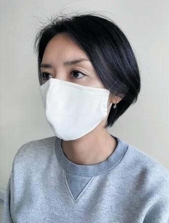 和興 和紙100%・国産洗えるマスク