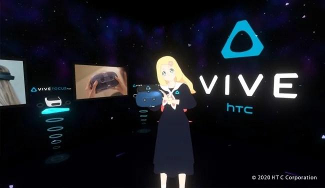 VIVE VR Storeグランドオープン参加方法