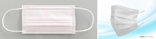 株式会社ジェイシーブリッジ 不織布3層マスク数量限定販売