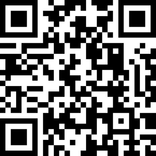 コンテンツサンプルQRコード