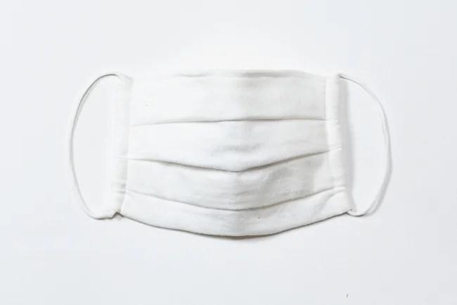 """ミラク、日本製洗える機能性マスク """"SONO"""" Function MASKホワイト"""