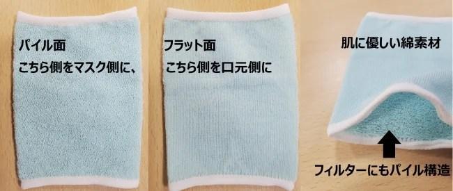 イイダ靴下、エアーメッシュ™夏用ニットマスク