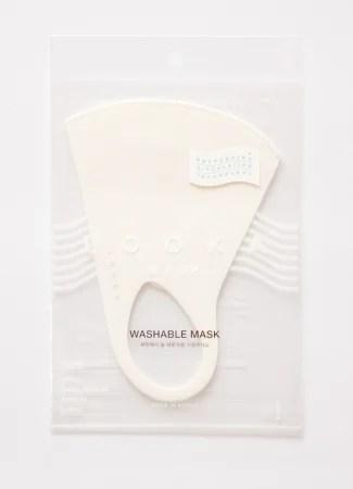 ▼LOOKA Refreshing Mask (IVORY)