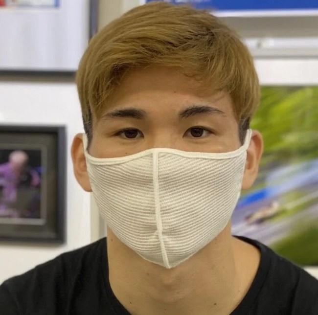 包帯アスリートマスク