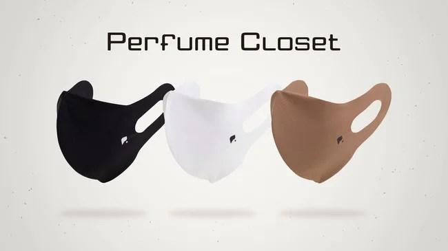 Perfume Closetオリジナルマスク