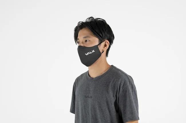 マッスルブランドVALX、メッシュ素材マスク