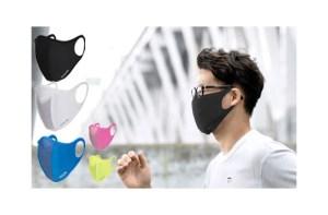 D&M、ランナーマスク