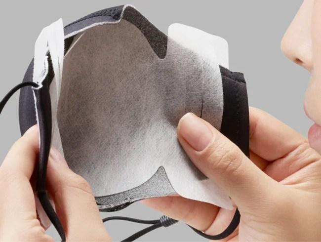 シュピゲンジャパン、Air Armor Mask Filter