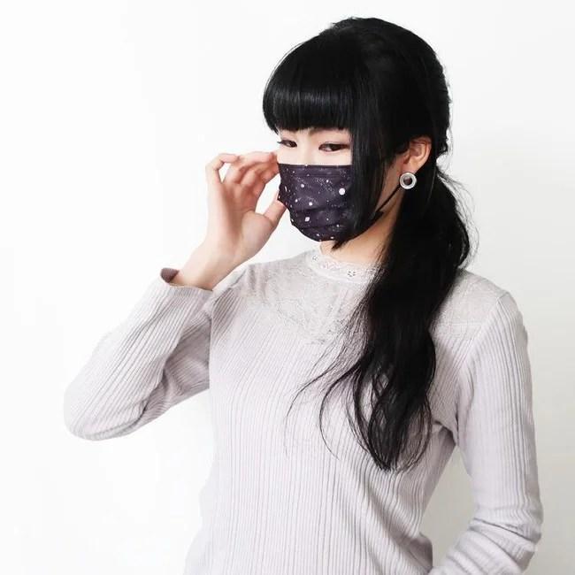 MASKCLUB、不織布1dayマスク