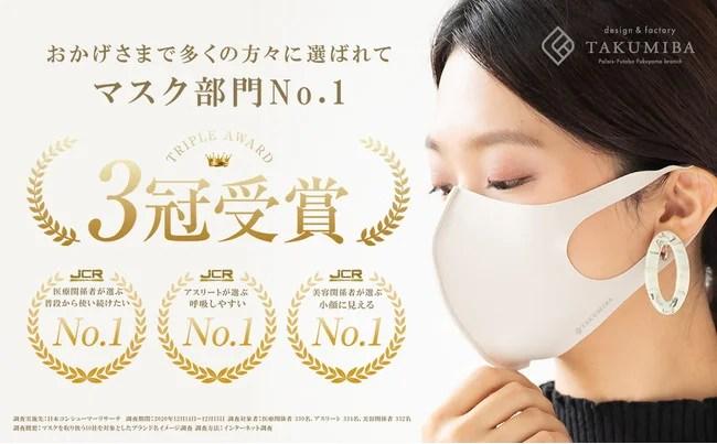 洗える超伸縮4ガードフィットマスク
