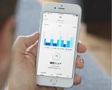 Withings Sleep 睡眠サイクル分析/心拍数追跡/いびき検出
