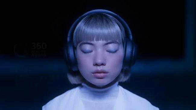 ソニー『1000Xシリーズ』の新体験スペシャルムービーが3月31日より公開