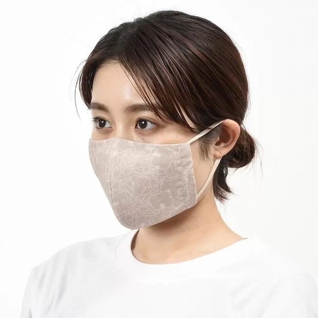 福助、足袋職人がつくったマスク