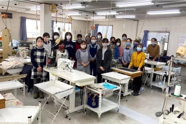 カインズ、縫製職人の手作りマスク(夏素材)